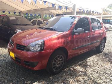 Renault Clio Campus  usado (2015) color Rojo Fuego precio $25.500.000
