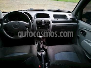 Renault Clio Campus  usado (2015) color Negro precio $21.000.000