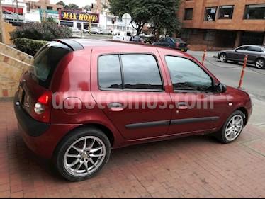 foto Renault Clio Clio RL usado (2010) color Rojo precio $17.000.000