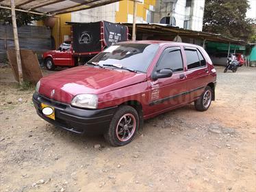 Foto venta Carro usado Renault Clio Clio RN (1997) color Rojo precio $9.500.000