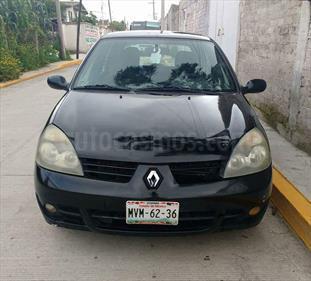 Foto venta Auto usado Renault Clio Extreme (2008) color Negro precio $55,000