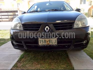 Foto venta Auto Seminuevo Renault Clio Extreme (2008) color Negro precio $65,500