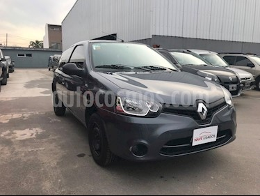 Foto venta Auto Usado Renault Clio MIO PACK LOOK (2014) color Gris Oscuro precio $195.000