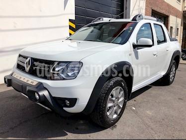 Foto venta Auto usado Renault Duster Oroch Outsider Plus 2.0 (2018) color Blanco Glaciar precio $729.000