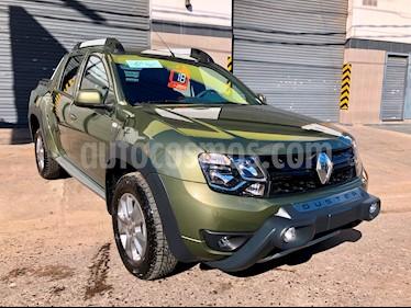 Foto venta Auto usado Renault Duster Oroch Outsider Plus 2.0 (2018) color Verde Esmeralda precio $749.000