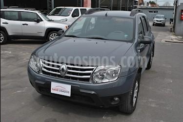 Foto venta Auto Usado Renault Duster 1.6 4x2 Confort Plus Abs 110cv (2014) color Gris Oscuro precio $298.000
