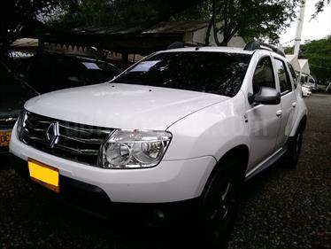Renault Duster 2.0L Dynamique  Plus usado (2015) color Blanco Artico precio $44.000.000