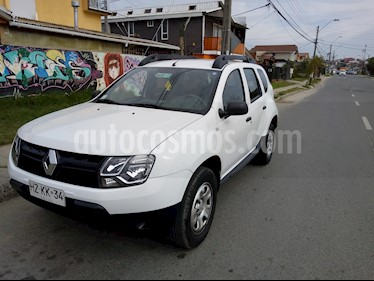 Renault Duster 4x2 Expression  usado (2016) color Blanco precio $6.690.000