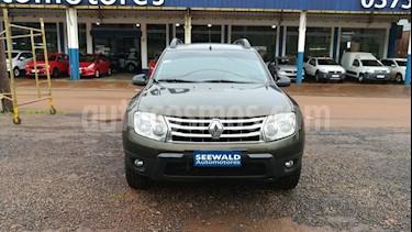 Foto venta Auto Usado Renault Duster Confort Plus 1.6 4 X 2 (2013) color Verde precio $280.000
