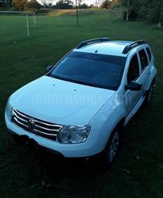 Foto venta Auto Usado Renault Duster Confort Plus (2014) color Blanco Glaciar precio $220.000