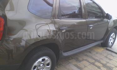 Foto venta Auto Usado Renault Duster Confort Plus (2013) color Verde Amazona