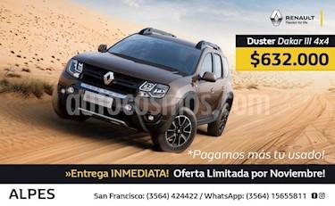 Foto venta Auto Usado Renault Duster Dakar 2.0 4x4 (2018) precio $632.000
