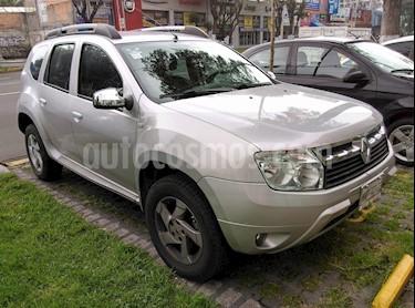 Foto venta Auto Seminuevo Renault Duster Dynamique Aut (2013) color Gris Estrella precio $145,000