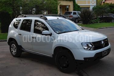 Foto venta Auto Usado Renault Duster Dynamique (2015) color Blanco Glaciar precio $300.000