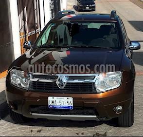 Foto venta Auto Usado Renault Duster Dynamique (2013) color Bronce Castano precio $125,000