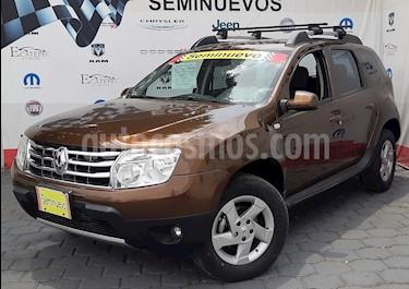 Foto venta Auto Seminuevo Renault Duster Dynamique (2015) color Bronce Castano precio $189,000