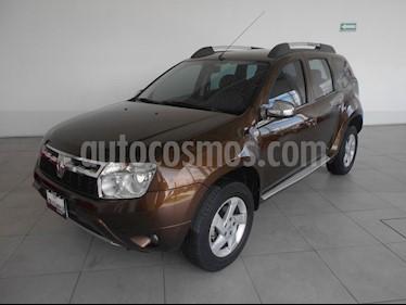 Foto venta Auto Seminuevo Renault Duster Dynamique (2013) color Marron precio $168,000