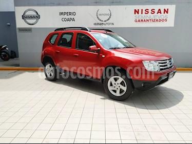 Foto venta Auto Seminuevo Renault Duster Dynamique (2016) color Rojo Fuego precio $185,000