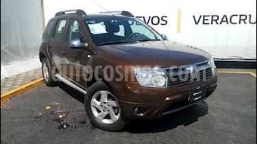 Foto venta Auto Seminuevo Renault Duster Dynamique (2013) color Bronce Castano