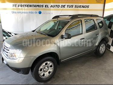 Foto venta Auto Seminuevo Renault Duster Expression Aut (2016) color Plata precio $175,000