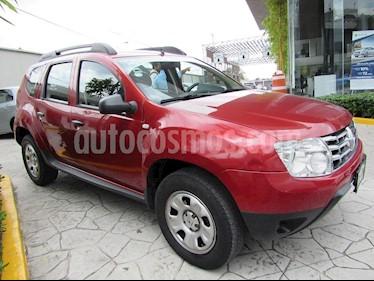 Foto venta Auto Usado Renault Duster Expression Aut (2015) color Rojo precio $169,000
