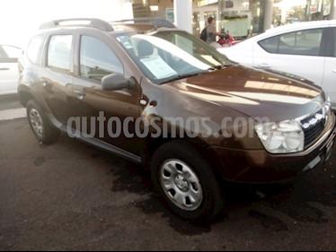 Foto venta Auto Seminuevo Renault Duster Expression Aut (2013) color Cafe precio $130,000