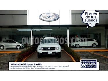 Foto venta Auto Seminuevo Renault Duster Expression Aut (2017) color Blanco precio $188,000