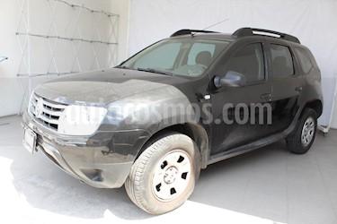 Foto venta Auto Seminuevo Renault Duster Expression Aut (2015) color Negro precio $172,000