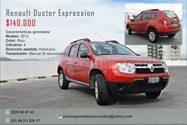 Foto venta Auto Seminuevo Renault Duster Expression  (2013) color Rojo Fuego precio $140,000