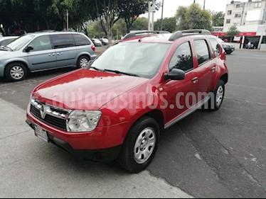Foto venta Auto Usado Renault Duster Expression (2012) color Rojo precio $124,000