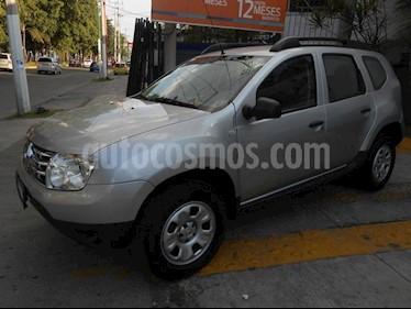 Foto venta Auto Seminuevo Renault Duster Expression (2015) color Plata precio $155,000
