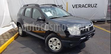 Foto venta Auto Seminuevo Renault Duster Expression  (2013) color Negro Nacarado precio $125,000