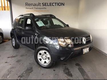 Foto venta Auto Seminuevo Renault Duster Expression (2017) color Gris Cometa precio $205,000