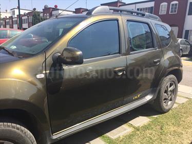 Foto venta Auto usado Renault Duster Outdoor Aut (2015) color Verde Amazonia precio $145,000