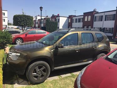 Renault Duster Outdoor Aut usado (2015) color Verde Amazonia precio $145,000