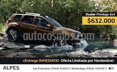 Foto venta Auto Usado Renault Duster Privilege 2.0 4x4 (2018) precio $632.000