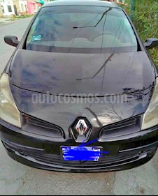 Foto venta Auto usado Renault Euro Clio Authentique (2007) color Negro precio $50,000