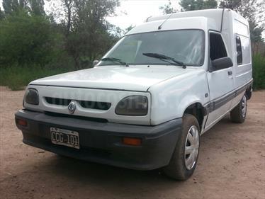 Foto venta Auto Usado Renault Express RL DSL (1998) color Blanco precio $70.000