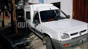 Foto venta Auto Usado Renault Express RN DSL (1999) color Blanco precio $69.500