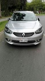 Renault Fluence 2.0 Dynamique Aut usado (2015) color Plata precio u$s8,000