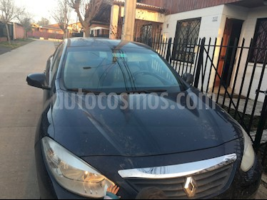 Renault Fluence 2.0L Authentique usado (2013) color Azul precio $3.500.000