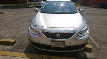 Foto venta Auto usado Renault Fluence Authentique CVT (2012) color Plata precio $130,000