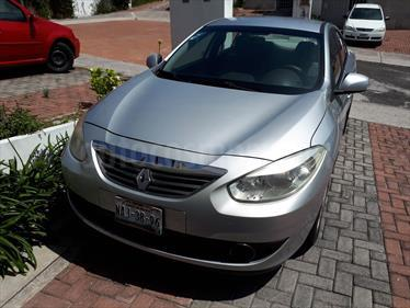 Foto venta Auto usado Renault Fluence Authentique (2011) color Gris Plata  precio $108,000