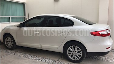 Foto venta Auto Seminuevo Renault Fluence Authentique (2014) color Blanco precio $149,999