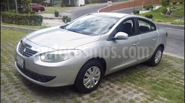 Foto venta Auto Seminuevo Renault Fluence Authentique (2011) color Gris Plata  precio $103,000