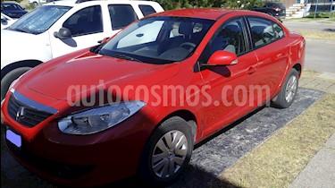 Foto venta Auto usado Renault Fluence Authentique (2012) color Rojo precio $95,000