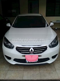 Foto venta Auto usado Renault Fluence Authentique  (2013) color Blanco precio $137,000