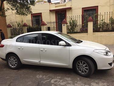 Foto venta Auto usado Renault Fluence Dynamique CVT (2011) color Blanco Perla precio $105,000