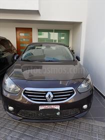 Foto venta Auto Seminuevo Renault Fluence Dynamique CVT (2014) color Cafe precio $160,000