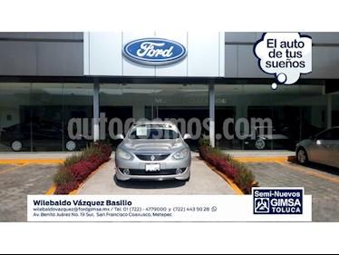 Foto venta Auto Usado Renault Fluence Dynamique CVT (2012) color Plata precio $125,000